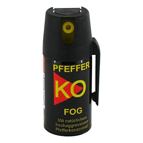 Pfeffer k.o. Spray Fog Verteidigungsspray 40 ml