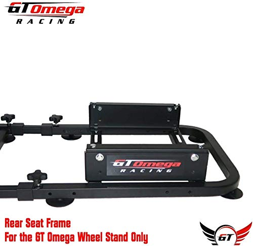 Rear Seat Video (GT Omega Rear Seat Frame - for GT Omega wheel stand)