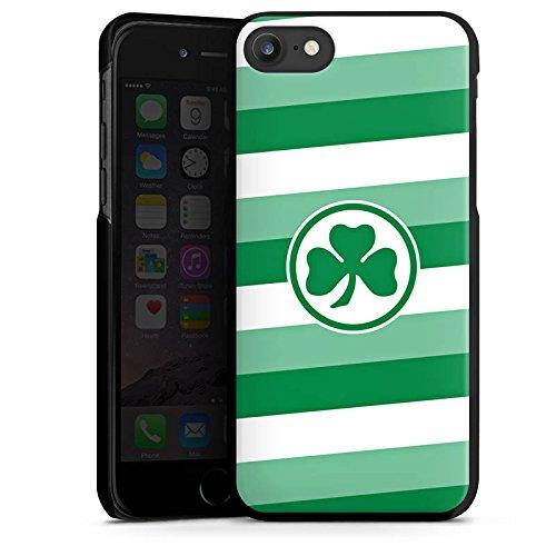 Apple iPhone X Silikon Hülle Case Schutzhülle Greuther Fürth Fanartikel SPVGG Hard Case schwarz