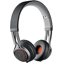Jabra Revo - Auriculares cerrados Bluetooth inalámbrico con micrófono, ...