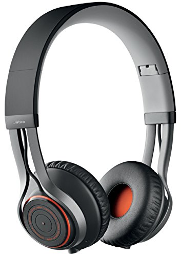 Jabra Revo Wireless Bluetooth On-Ear-Kopfhörer (Stereo-Headset, Bluetooth 3.0, NFC, Freisprechfunktion) schwarz