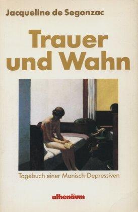 Cover »Trauer und Wahn«