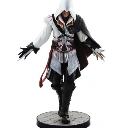 Assassins Creed II PVC Statue White EZIO