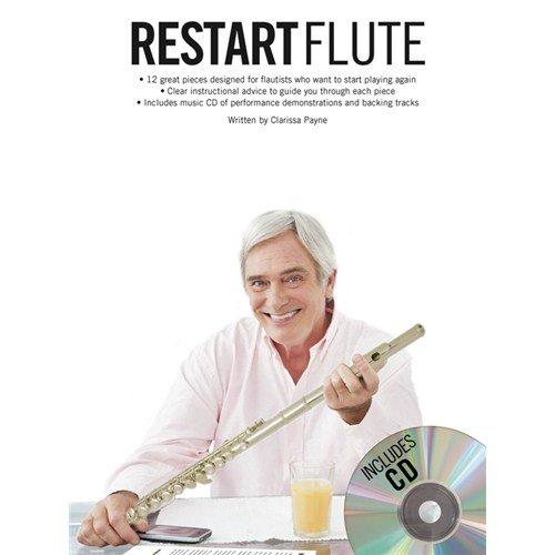 Restart Flute. Partitions, CD pour Flûte Traversière