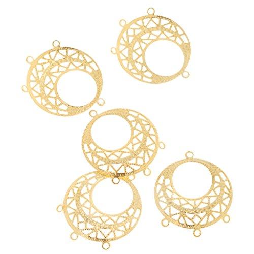 25-hoja-de-cobre-pieza-decorativa-joyas-y-accesorios-de-encanto-hallazgos-laton
