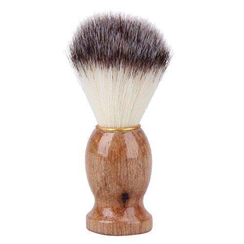 Bobopai Badger Hair Men''s Shaving Brush Barber Salon Men Facial Beard Cleaning Shaving-Foam Razor Brush