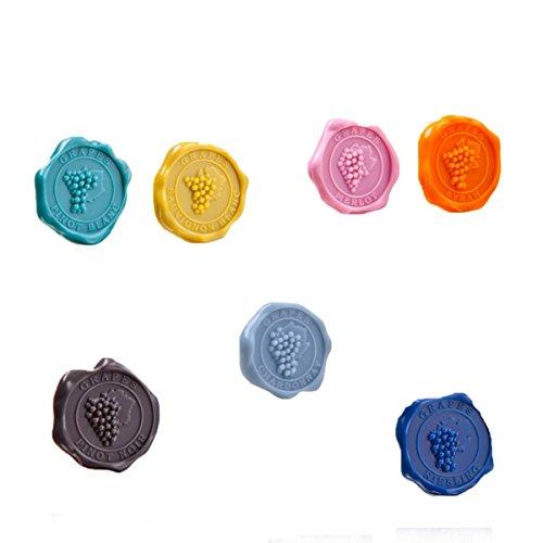 vacu-vin-1886461-marcadores-de-copas-con-ventosa-tipo-lacre-con-imagenes-de-racimos-de-uvas