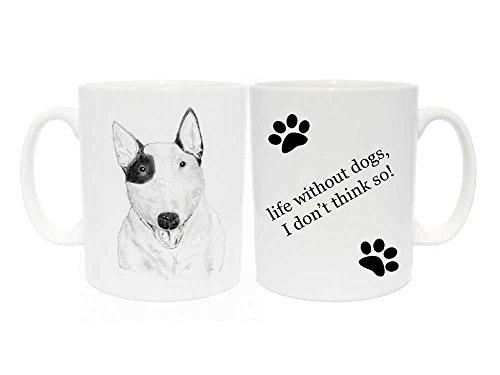 Bull Terrier Tazza Regalo con scelta di