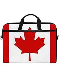 Kanada Canada Maple Leaf Ahorn Jutebeutel Beutel Stoffbeutel Flagge Fahne Tasche