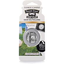 Yankee Candle Autoduft Vent Clip Clean Cotton