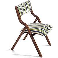 Hochwertiger Weicher Und Bequemer Sitz Holz Klappstuhl Einfache Moderne  Haushalt Esszimmer Stuhl Schreibtisch Stuhl Rückenlehne Stuhl
