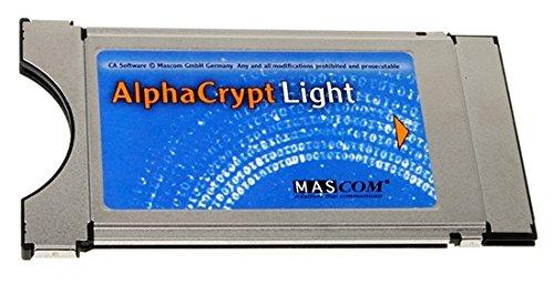 AlphaCrypt Light SW 1.20 CAM Modul