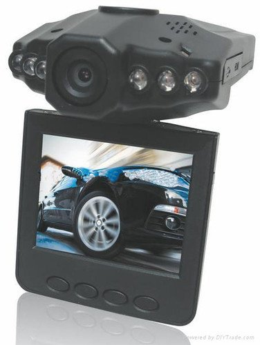 Super Legend 1280P HD LCD de 2,5 noche VISION CCTV en coche grabadora de vídeo DVR accidente VIDEO prueba