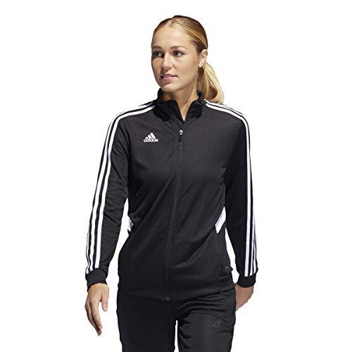 in Tiro Training Jacket Laufjacke schwarz/weiß, Large ()