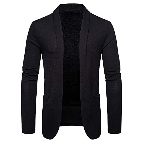 Roiper Pull Homme Automne Hiver Pull Mince Pull en Maille Outwear Blouse