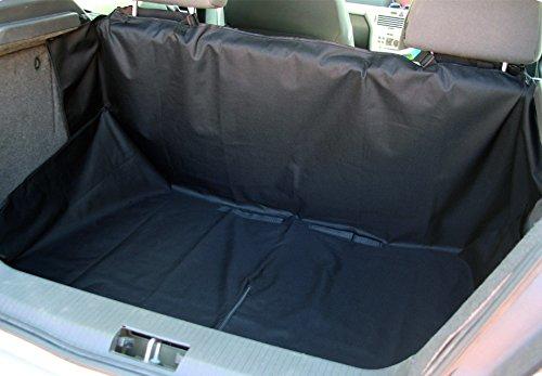 Preisvergleich Produktbild 2-in-1-Abdeckplane Wasserdicht für AutoRücksitz / -Kofferraum Hunde-/Haustiermatte Kofferraummatte, rutschsicher, von vet Fleece