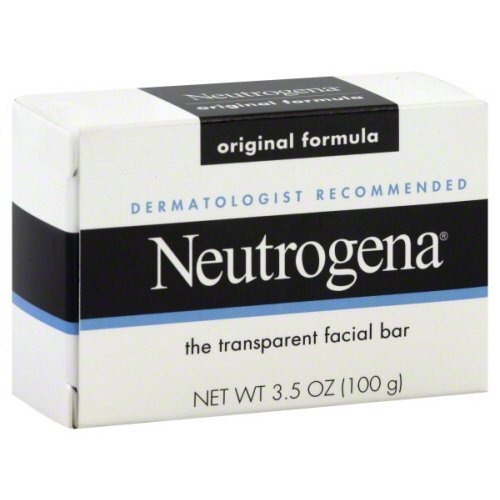 Neutrogena Original Facial Bar 3.5oz (3 Pack) by Unknown