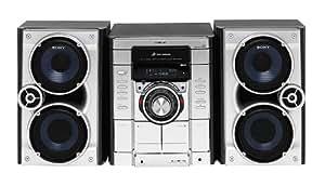 SONY MHC-RG270 Mini Chaîne Radio / 3 x CD MP3 / 2 x Cassette