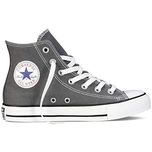 Converse Unisex-Erwachsene Ct As Core Sneaker Charcoal