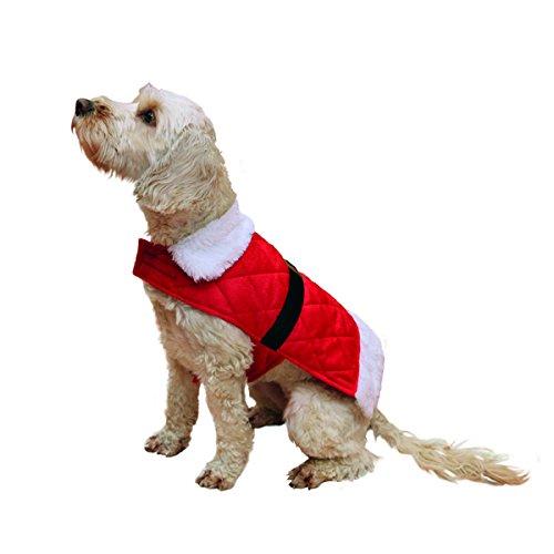 Rosewood Christmas Neuheit Santa Fell für Hunde, -