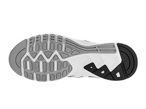 Nike Air Relentless 6, Chaussures de Running Compétition femme Weiß (White/Black-Wolf Grey)