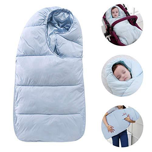 *Baby Schlafsack, Winter wasserdicht Extra weich Daunen*