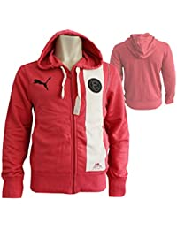 Abbigliamento it Felpe Cappuccio Felpe Puma Con Amazon 6YxOqzdY