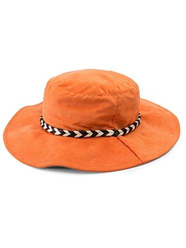 Volcom Chapeaux fedora et trilby - Adorkable Bucket Hat - women - Uni Brown