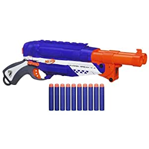 NERF 18611 N-Strike Barrel Break IX-2 Dart Blaster