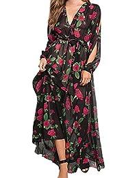POLP Vestidos otoño Invierno 2018,Tallas Grandes Vestidos de Fiesta,Vestidos Mujer Verano 2018