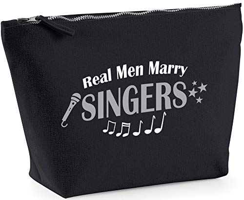 Hippowarehouse Real Men Marry Singers Bolsa Lavado