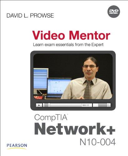 CompTIA Network+ Video Mentor por David L. Prowse
