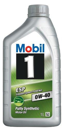 Mobil 1 050421 ESP Formula 0W-40, 1 L pas cher