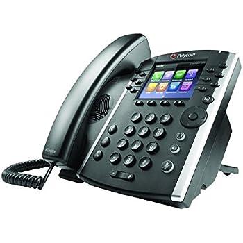 Polycom VVX 300 HD Business Media IP Desk Phone: Amazon co uk
