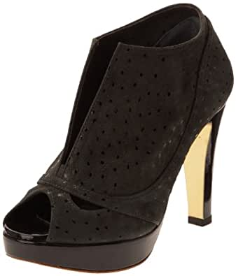 Gaspard Yurkievich Open Toe Pump, Boots femme - Gris (Var7), 38 EU