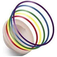 MEDINTIM - Poche de 5 anneaux de mesure à usage unique