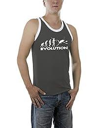 Touchlines Men's Evolution Dive Kontrast Vest