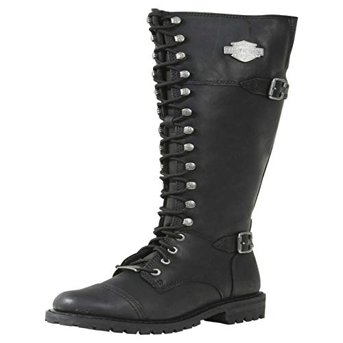Harley Davidson Beechwood Boots schwarz EU37 Harley Biker-boots