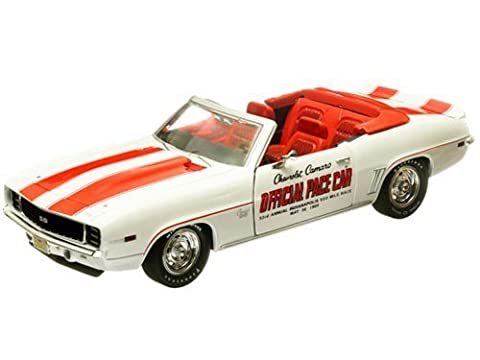 1969 Chevrolet Camaro SS Convertible Indy 500 Pace Car 1/24