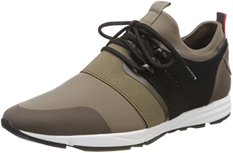Hugo Hybrid_Runn_mxsc1, Zapatillas sin Cordones para Hombre -