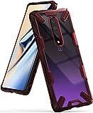 Ringke Fusion-X Diseñado para Funda OnePlus 7 Pro Ergonómico Transparente...