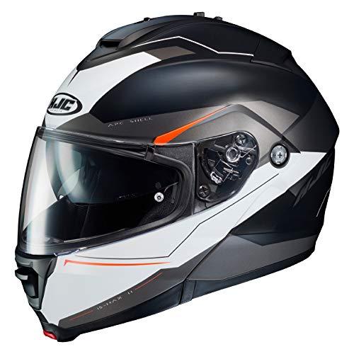Preisvergleich Produktbild HJC IS-Max 2 Magma MC-1SF Motorradhelm,  Klapphelm (XL 61 / 62)
