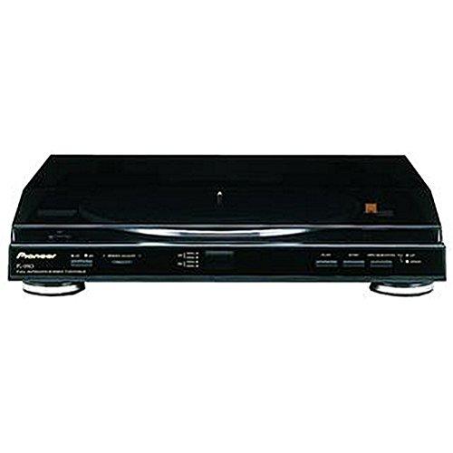 Hi Fi Plattenspieler Audio Visual CD- und Audio Media Player/Rekorder, Hi Fi Turntable, Farbe: Schwarz, externe Tiefe: 342mm, externe Länge/Höhe: 100mm, Breite: 420mm, Gewicht: 2,65kg