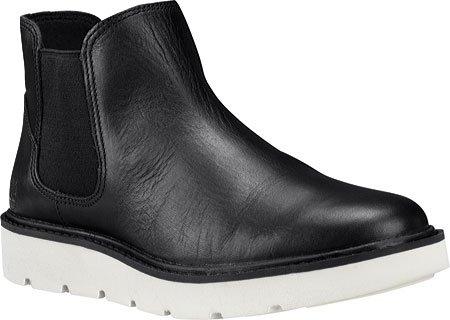Timberland KENNISTON CHELSEA - Damen Schuhe Sneaker Chelsea Boot - CA18LN Schwarz
