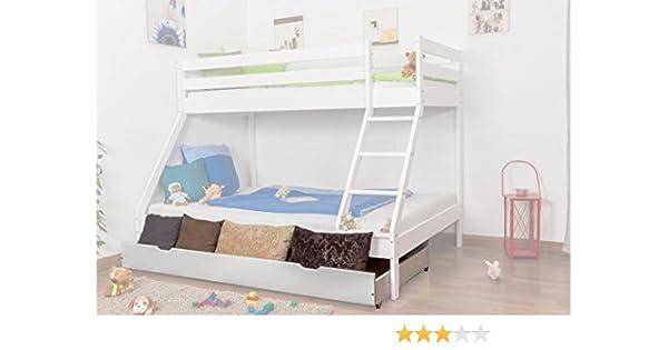 Etagenbett Lukas Gebraucht : Bettkasten für etagenbett lukas buche vollholz massiv weiß
