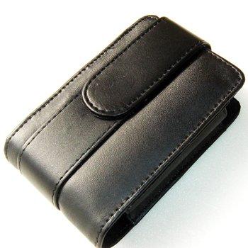 Gebraucht, BDX0301 Kameratasche für Nikon Coolpix S210, Leder, gebraucht kaufen  Wird an jeden Ort in Deutschland