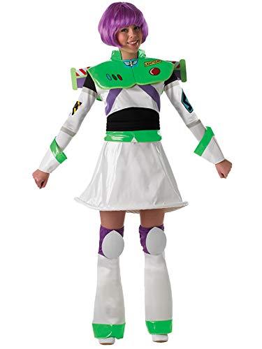 Rubie 's Offizielles Damen Kostüm Miss Buzz Lightyear Toy Story, Erwachsene Kostüm-Kleine