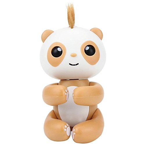 Panda de dedo, Pawaca electrónico interactivo dedo bebé...