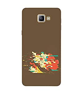 unique print Back cover for Samsung Galaxy A9 Pro