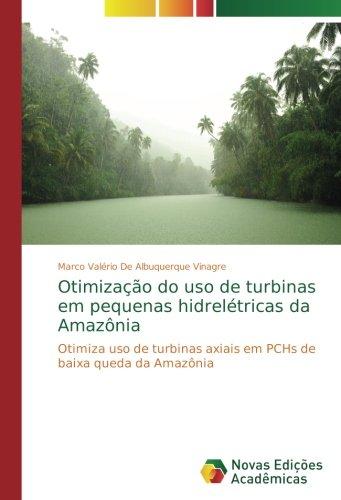 Otimização do uso de turbinas em pequenas hidrelétricas da Amazônia: Otimiza uso de turbinas axiais em PCHs de baixa queda da Amazônia